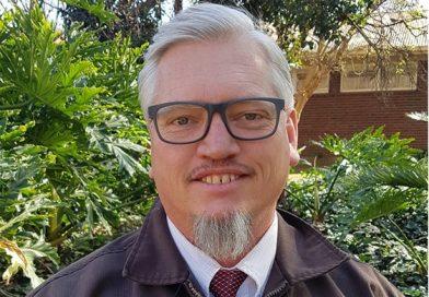 Our Principal Mr. G. H. Parker